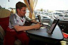 Formel 1 - Muss BMW in Indy Kubicas Ingenieur ersetzen?: Noch kein Visum f�r USA
