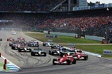 Formel 1 - Deutschland GP: Schumachers Spazierfahrt zum Hattrick