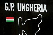 Formel 1 - Mit vielen Eigenheiten gew�rzt: Der Hungaroring