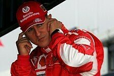 Formel 1 - Jacques Attack: Schumacher l�gt alle an