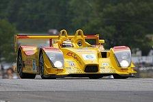 Motorsport - ALMS - Porsche krönt Saison mit Fahrertitel