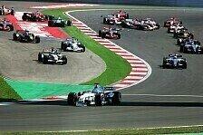 Formel 1 - Startreihenfolge umdrehen: �berholman�ver erleichtern