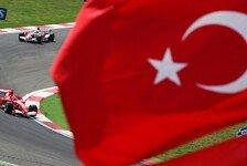Formel 1 - Noch keine Verhandlungen: Zukunft des T�rkei GP in Gefahr