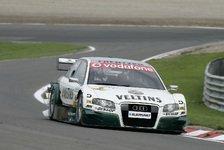 DTM - Audi - erste Mission erf�llt