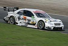 DTM - Qualifying: Pole f�r Green, Audi stark