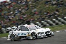 DTM - Audi am Rennsonntag: Da war es nur noch einer...