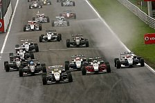 Formel 3 EM - Läufe 13 & 14 in Zandvoort