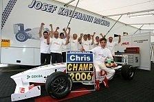 Mehr Motorsport - H�lkenberg ist einer der Besten: Josef Kaufmann