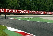 Formel 1 - Schikane in Monza ge�ndert: Nach GPDA-Bitte