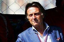 Formel 1 - Nicht einen Tag ablenken lassen: Di Montezemolo fordert weiter harte Arbeit