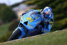MotoGP - Sepang, Tag 2: Suzuki gibt Gas