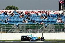 Formel 1 - Wieder ein Schwede: Danielsson-Deb�t in Silverstone