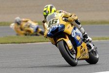 MotoGP - 3. Training MotoGP: Rossi knapp vor Hayden