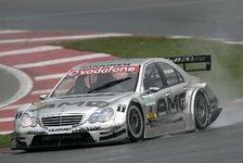 DTM - Mika H�kkinen: Wir haben keine Entschuldigung!