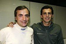 DTM - Pedro de la Rosa: DTM kommt gleich nach der Formel 1