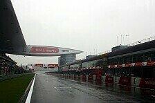 Formel 1 - Der Countdown f�r Shanghai l�uft: adrivo.com-Video-Rubrik