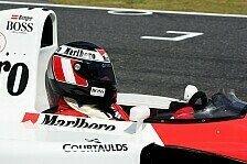 Formel 1 - Bullen gegen L�wen: Berger wieder im McLaren
