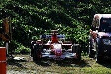 Formel 1 - Sch�nste Renault-Erinnerung: Schumachers Motorschaden: Das letzte Rennen einer �ra