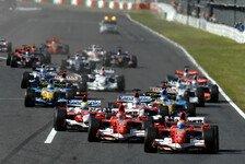 Formel 1 - Die einzige Acht : Japan GP: Streckenvorschau
