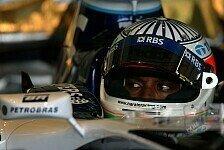 Formel 1 - Unmut aus der zweiten Reihe: Karthikeyan contra Testregeln