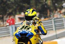 MotoGP - Qualifying MotoGP: Vorteil Rossi