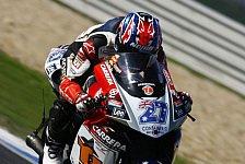 MotoGP - Warm-Up MotoGP: Stoner vorne, Hayden stark