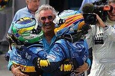 Formel 1, MSM-Dreamteam: Alpine mit Alonso-Kult und V10-Revival