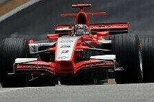 Formel 1 - R�ckschritt bei Spyker: Monteiro st�nkert