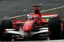 Formel 1 - So erfunden und so d�mlich: Weber und die Schumacher-Ger�chte