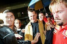 Formel 1 - Noch ein Hamilton Fan: Michael Schumacher