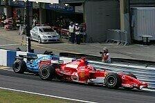 Formel 1 - Bilder: Brasilien GP - Schumacher-Abschied
