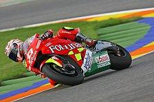 MotoGP - Fausto Gresini wechselt die Reifen und den Sponsor