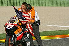 Nicky Haydens Nummer 69 wird in der MotoGP nicht mehr vergeben