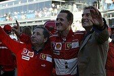 Formel 1 - Ein frischer Wind: Schumacher und FOTA begr��en Todts Wahl