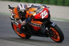 MotoGP - Valencia Tag 2: Da war es nur noch eine