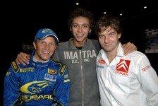 MotoGP - Rossi hat seine erste Rallye gewonnen