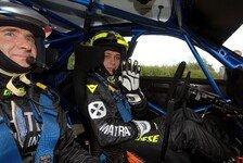 MotoGP - Etappensiege geschafft: Rossi bei Monza Rallye nur hinter Loeb