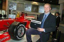 Formel 1 - Die Kandidaten stehen fest: eReporter