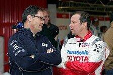 Formel 1 - Frank Dernie ist wieder da: Berater bei Toyota