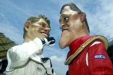 Formel 1 - M�ssen Champions Bad Boys sein?: Von guten und b�sen Buben