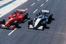 Formel 1 - F1-Klassiker: Schumacher vs. H�kkinen vs. Zonta: Video