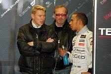 Formel 1 - Maskottchen Mika: H�kkinen h�lt zum Ex-Team