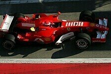 Formel 1 - Ein Pl�doyer f�r Fahrhilfen: Marc Gene pro Technik