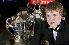 Formel 1 - Ein Projekt f�r finanzschwache Talente: Britische Nachwuchsf�rderung