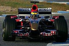 Formel 1 - Keine voreiligen Schl�sse: Test f�r Bourdais