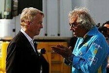 Formel 1 - Motoren einfrieren war meine Idee: Briatore h�lt neue Motoren f�r irre
