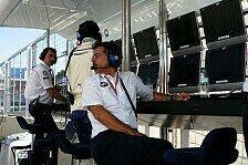Formel 1 - Perfekt getimt: Video - Entscheidung am Kommandostand