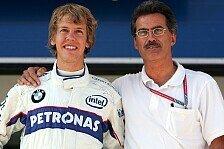 Formel 1 - Wei�e-Blaue Herkunft: Vettel vs. Button: Unterschiedliche Charaktere