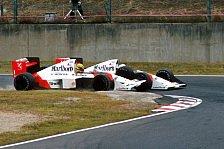 Formel 1 - Die Top-5-Teamduelle: Teamkollegen - Freund und Feind?