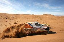 Dakar - Zu schnell f�r das Podium?: Nasser Al-Attiyah